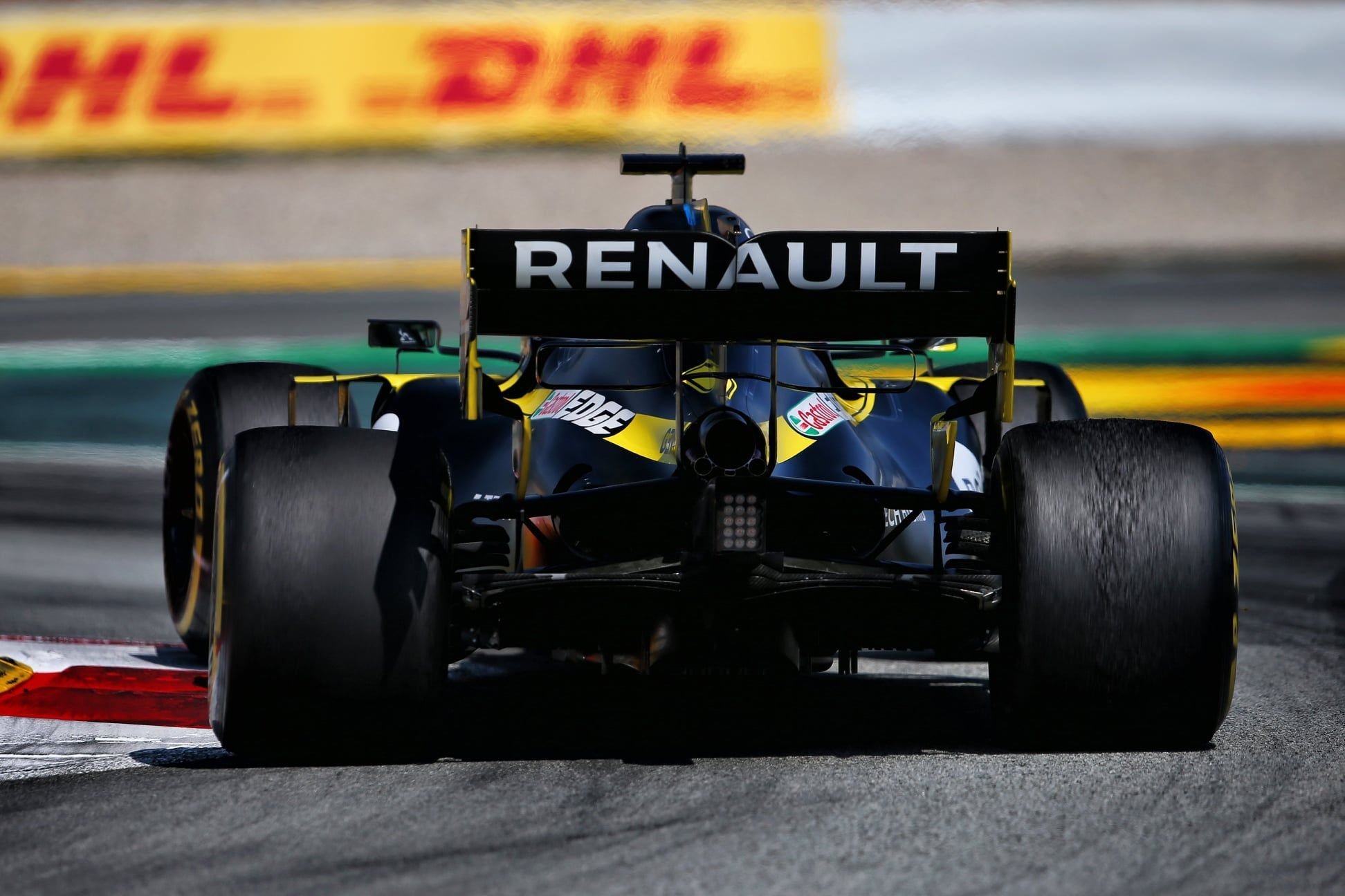 Renault, FIA, Racing Point