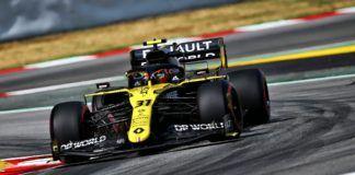 Esteban Ocon, F1, Renault