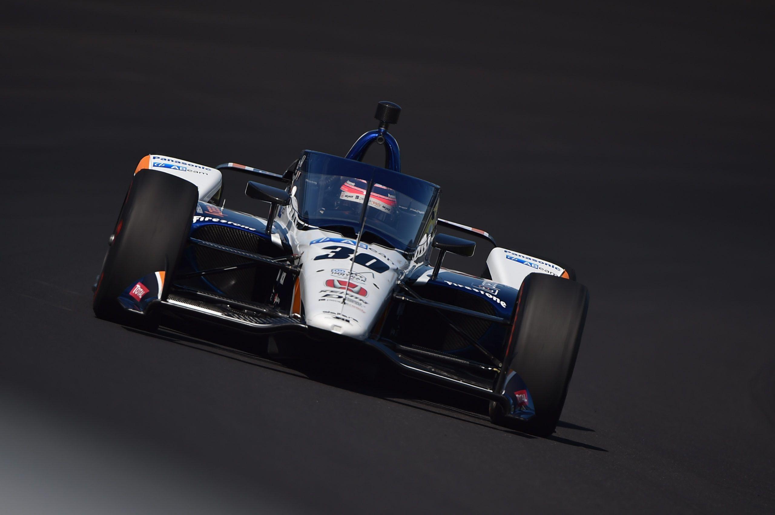 Takuma Sato, RLLR, Indy500