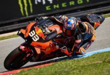 MotoGP, Brad Binder