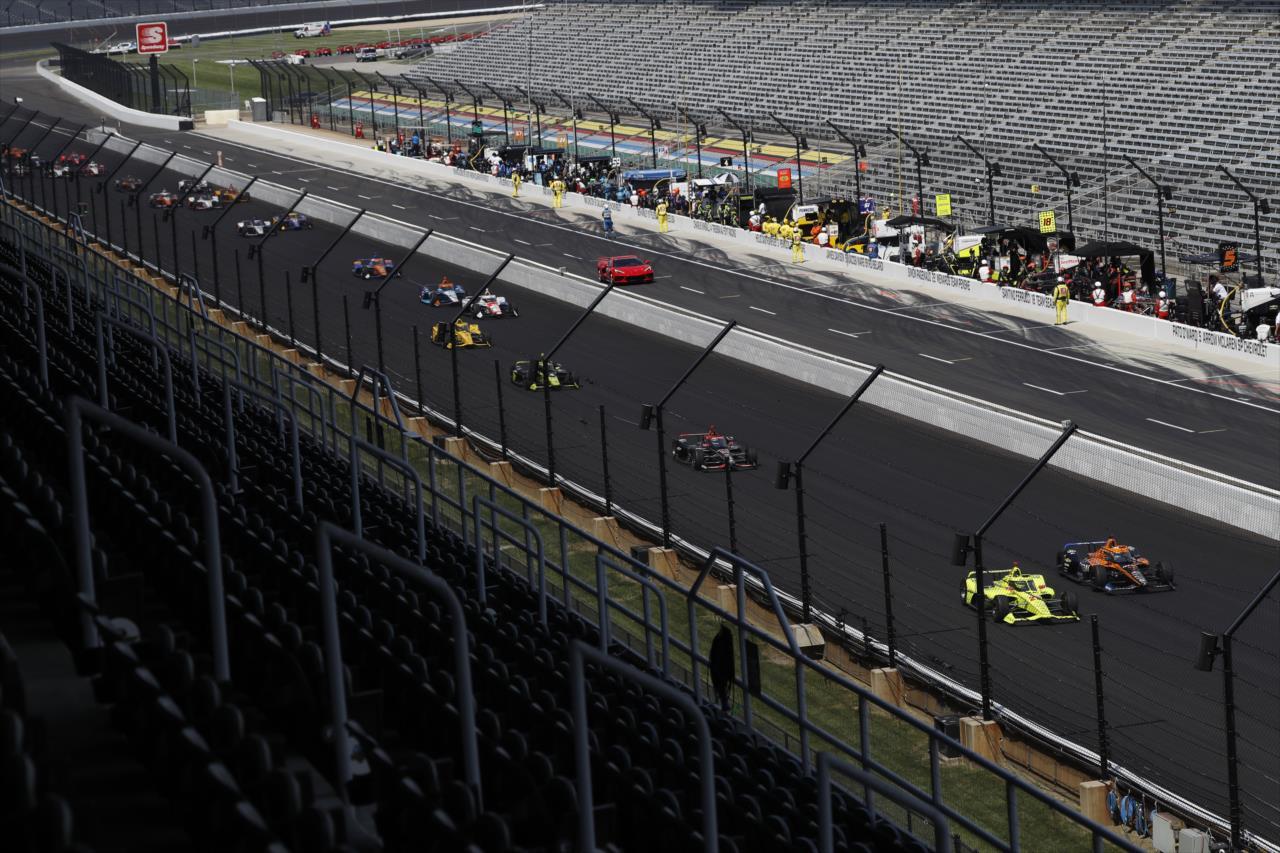 F1, Mark Blundell