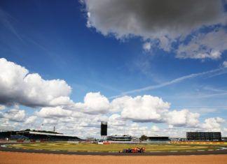 Extinction Rebellion, F1, British GP