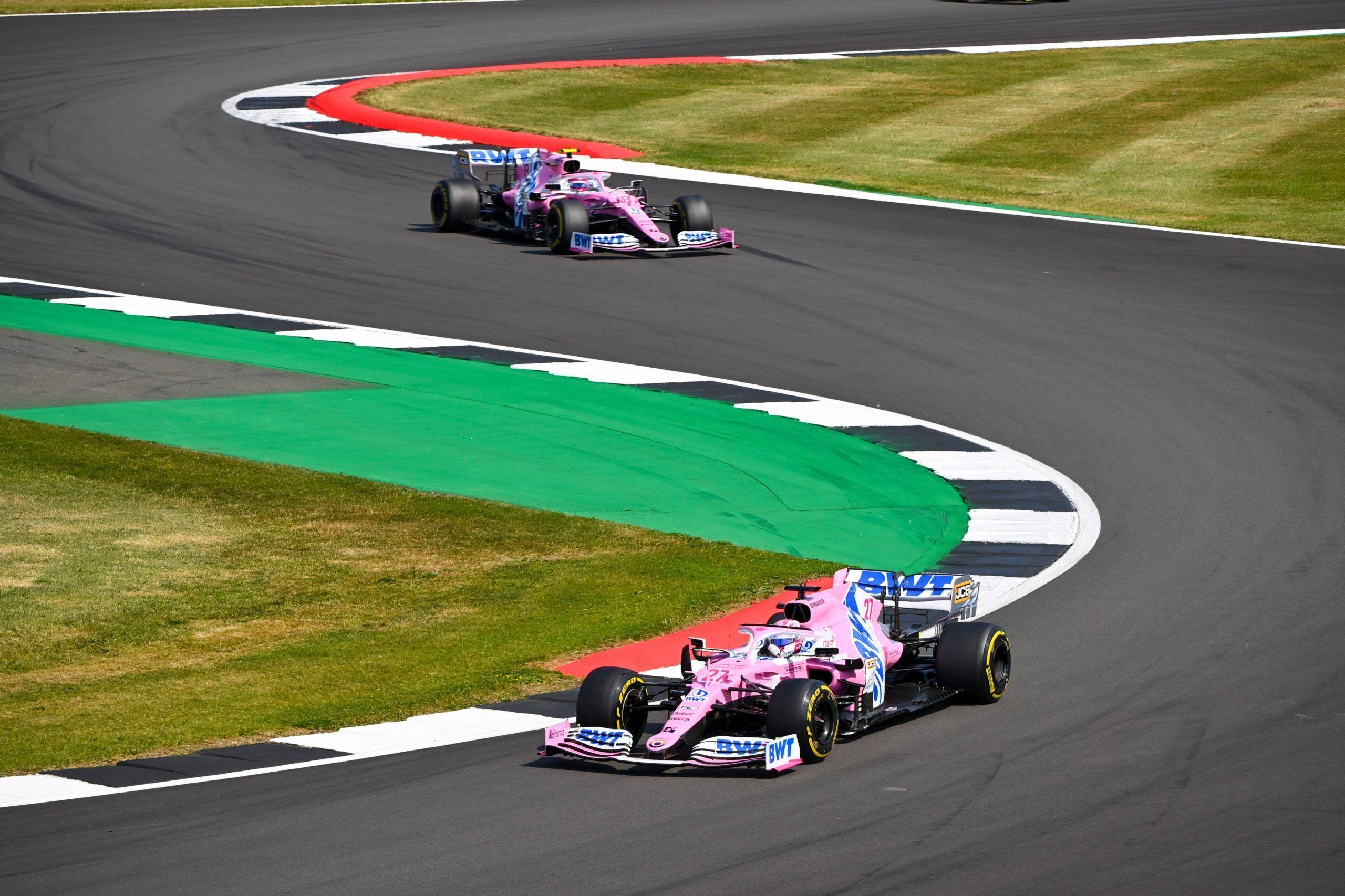 Racing Point, Nico Hulkenberg, F1