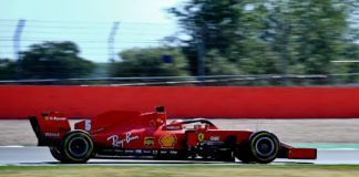 Sebastian Vettel, Ferrari F1, Mattia Binotto
