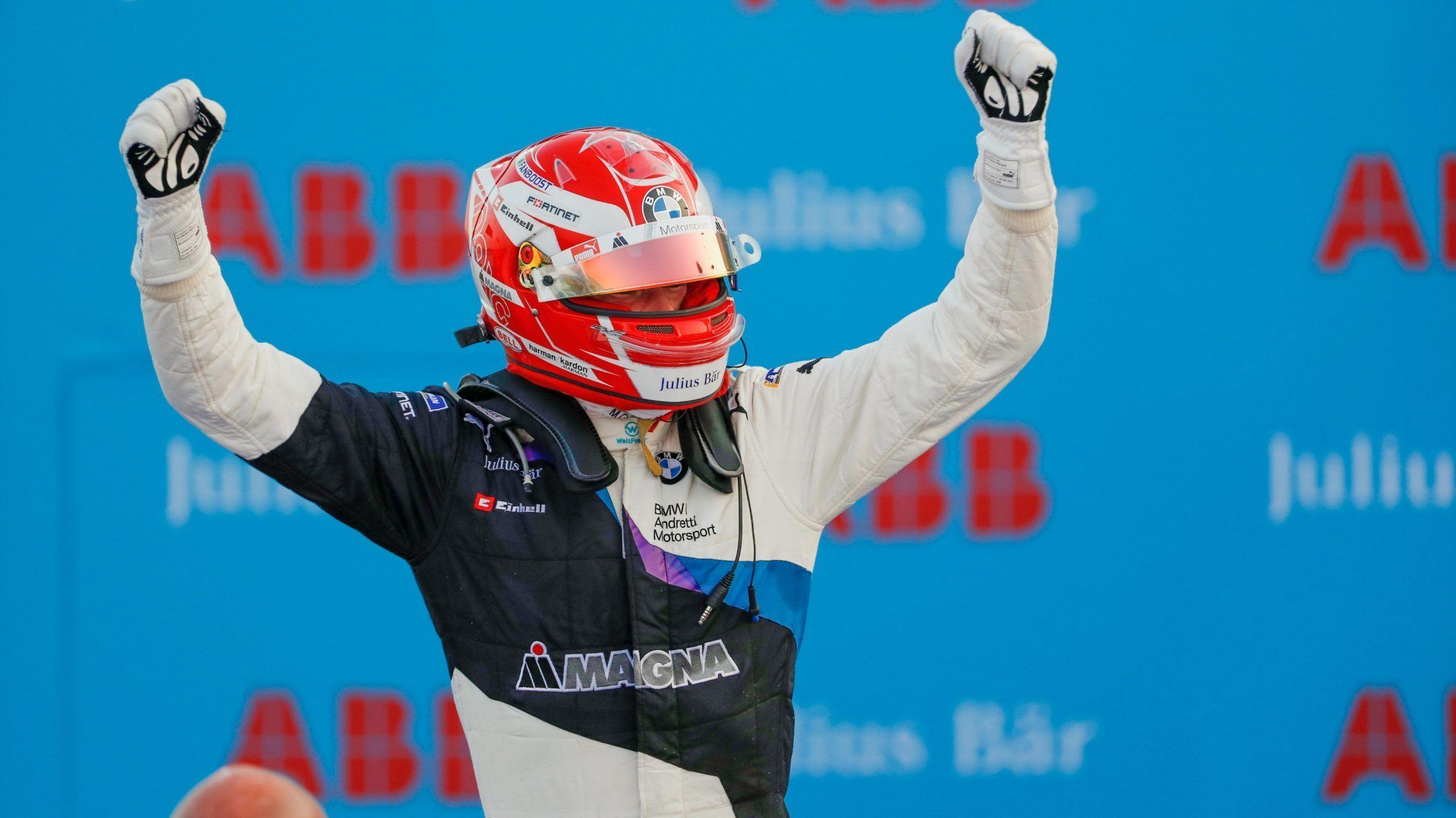 Maximilian Günther, BMW Formula E, Berlin EPrix