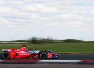 Formula E, Dilbagh Gill, Mahindra Racing