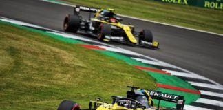 Renault F1, F1 2020, British GP, Lando Norris