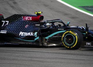 Spanish GP, F1, Valtteri Bottas