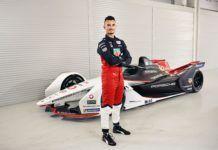 Pascal Wehrlein, Formula E, WC, Gabriel Aubry