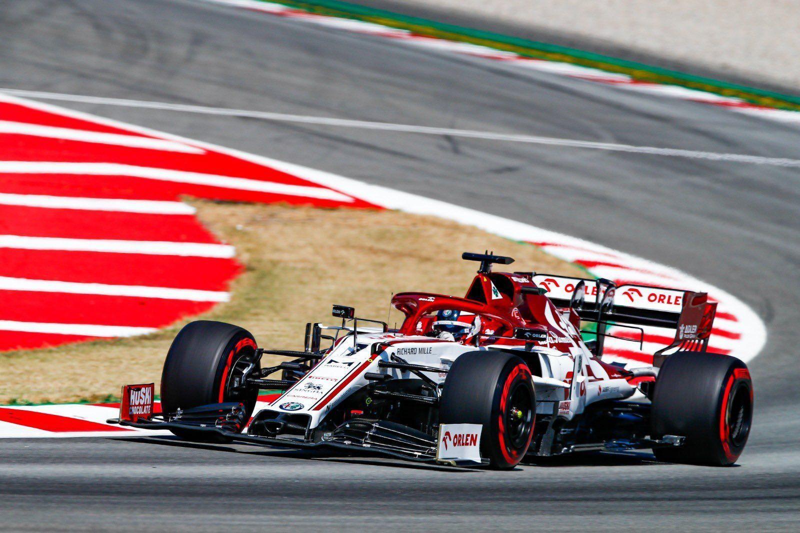 Kimi Raikkonen, Alfa Romeo, F1, Frederic Vasseur
