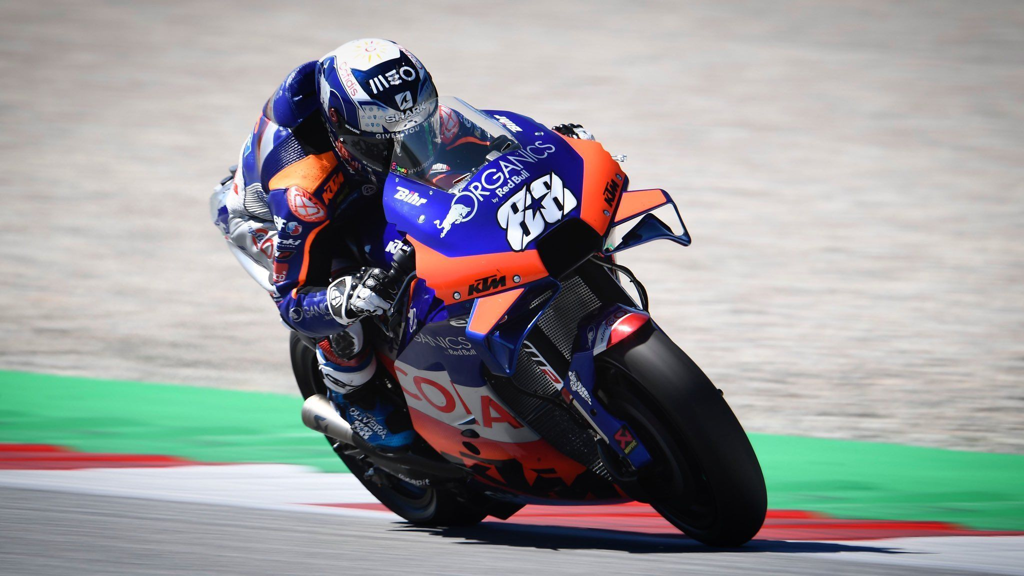 Motogp Oliveira Has First Win In Austria From Miller Espargaro After Red Flag