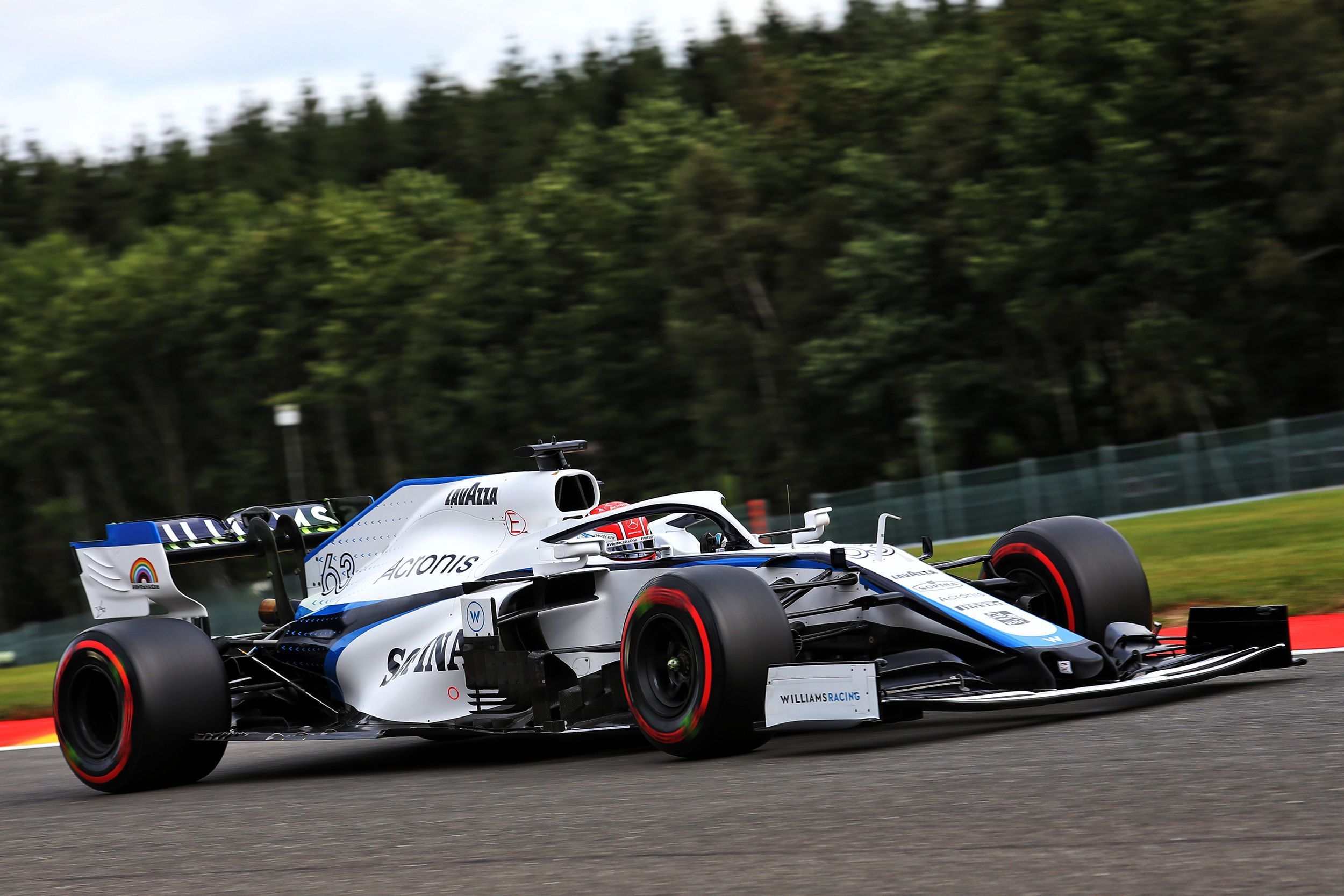 Williams, F1, Claire Williams, George Russell, Nicholas Latifi
