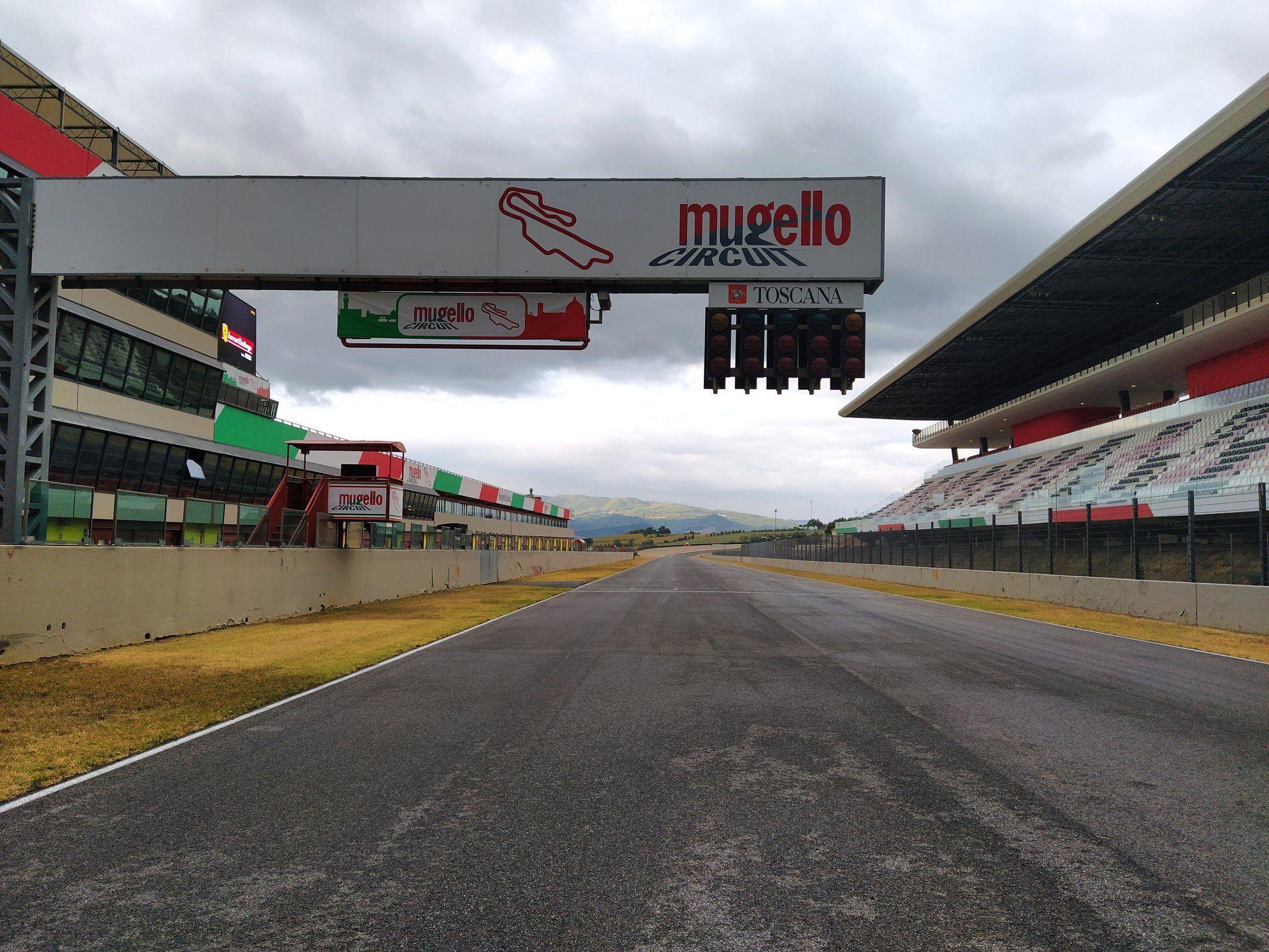 Mugello, Ferrari, F1
