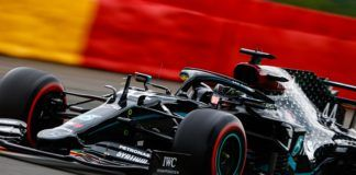 Belgian GP, F1