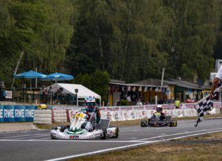 Kas Haverkort racing for SFR Motorsport