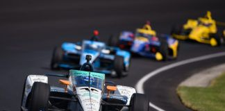 Fernando Alonso, Patricio O'Ward, Arrow McLaren SP, IndyCar, Indy500