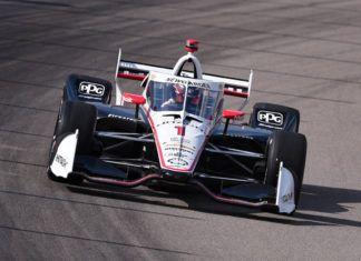 IndyCar 2020, Josef Newgarden Team Penske