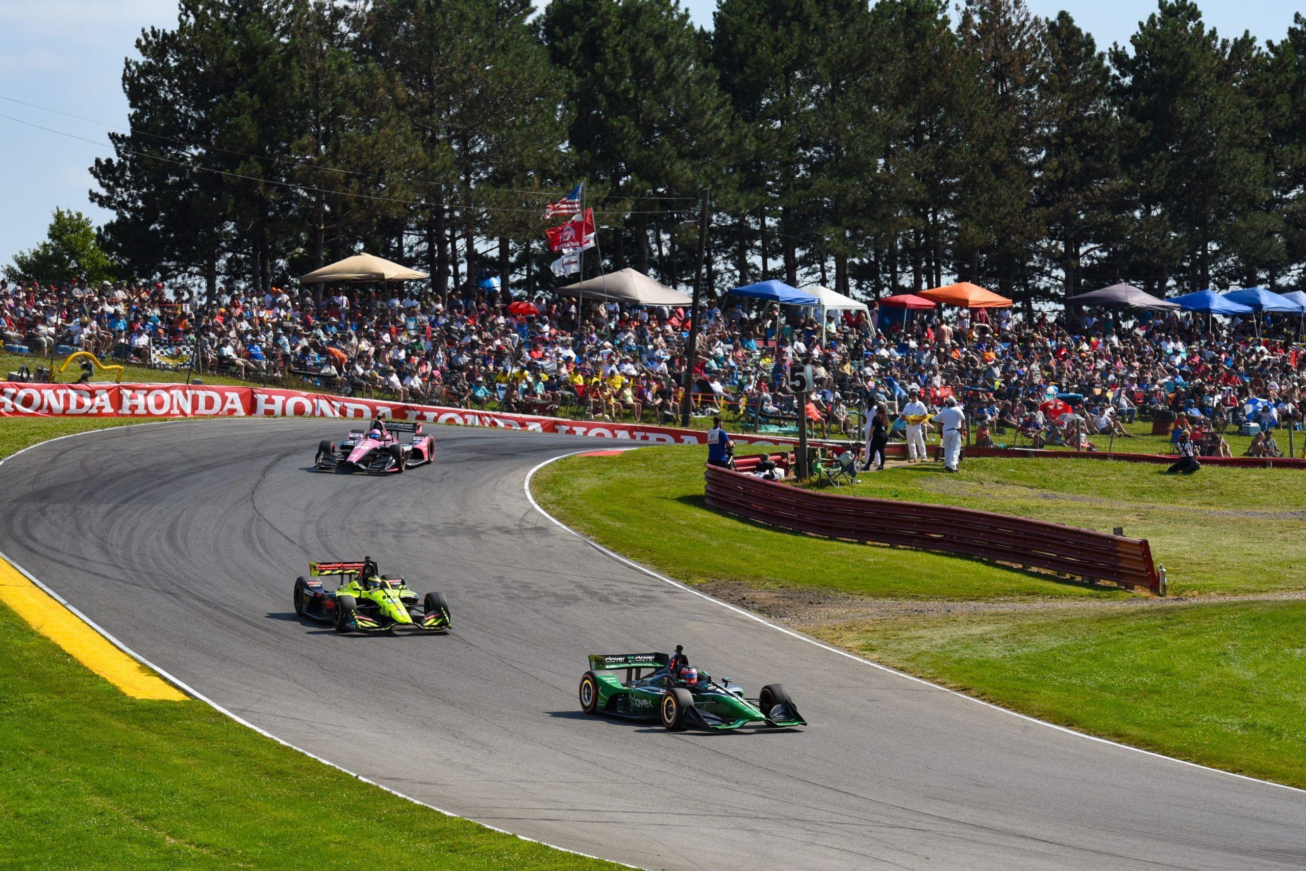 IndyCar 2020, Mid-Ohio Sports Car Course
