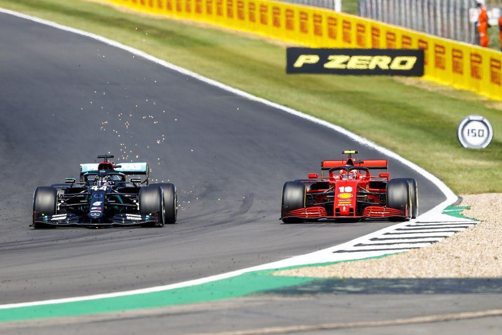 F1, Qualifying Mode, Engine Mode