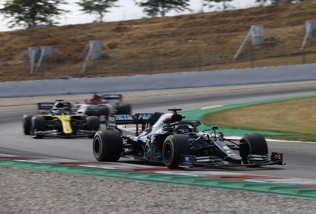 Lewis Hamilton, F1, Pirelli