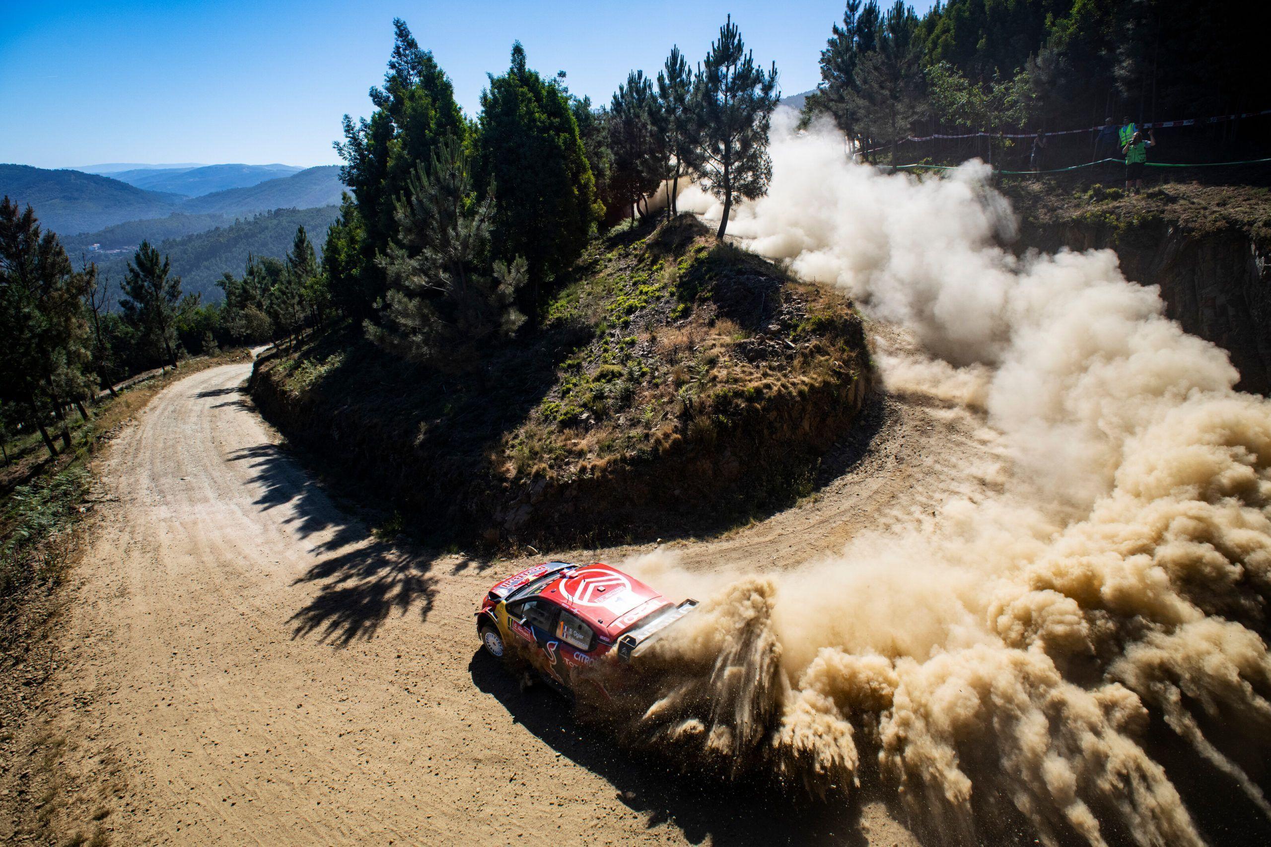 F1, WRC, WEC