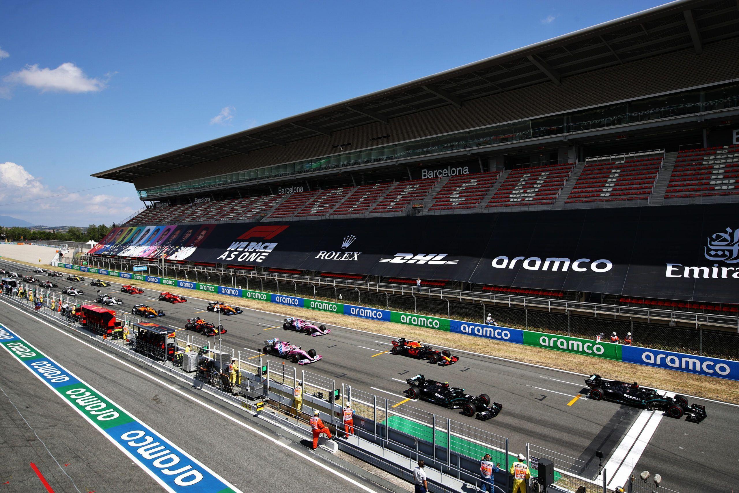 F1, FIA, COVID-19