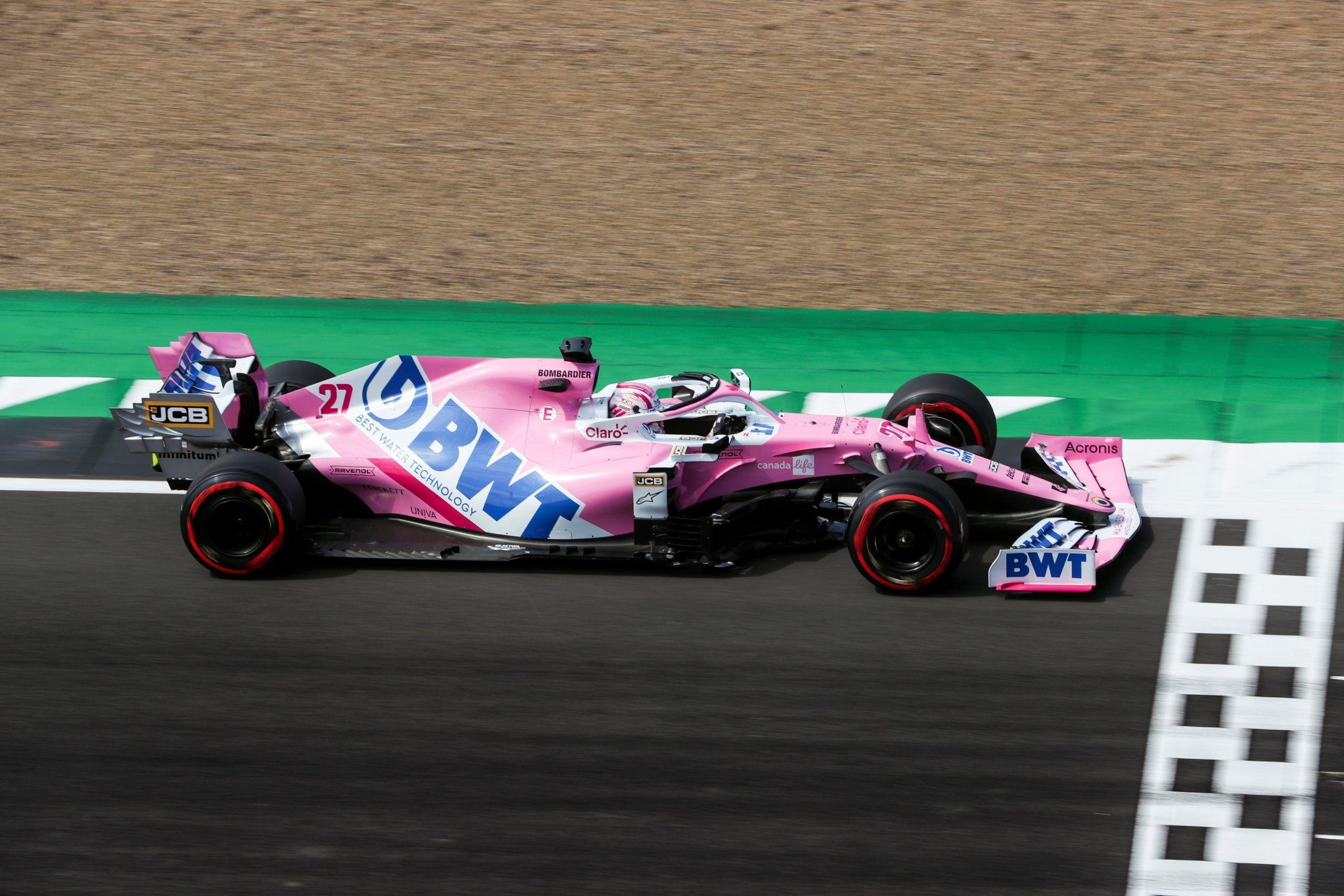F1, 70th Anniversary GP