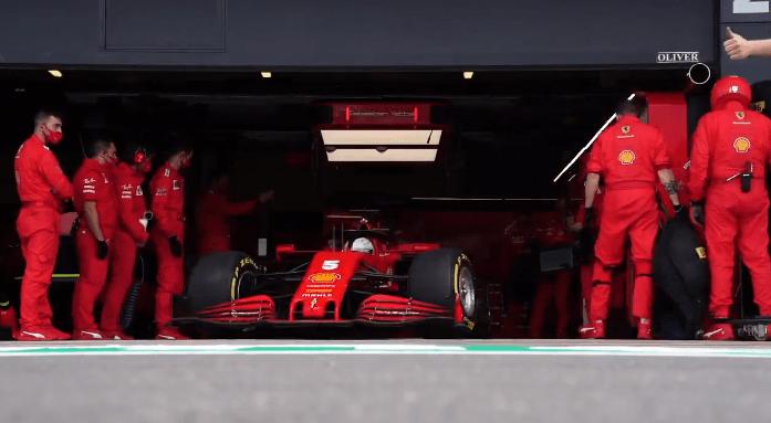 Pirelli, F1, Ferrari