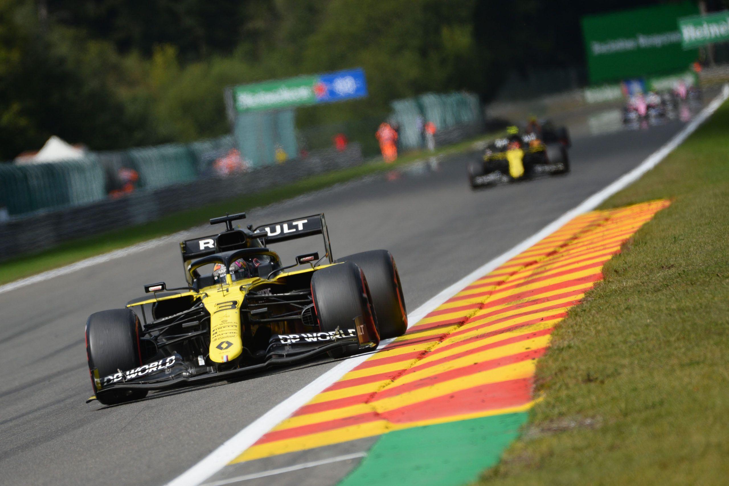 Renault en Spa