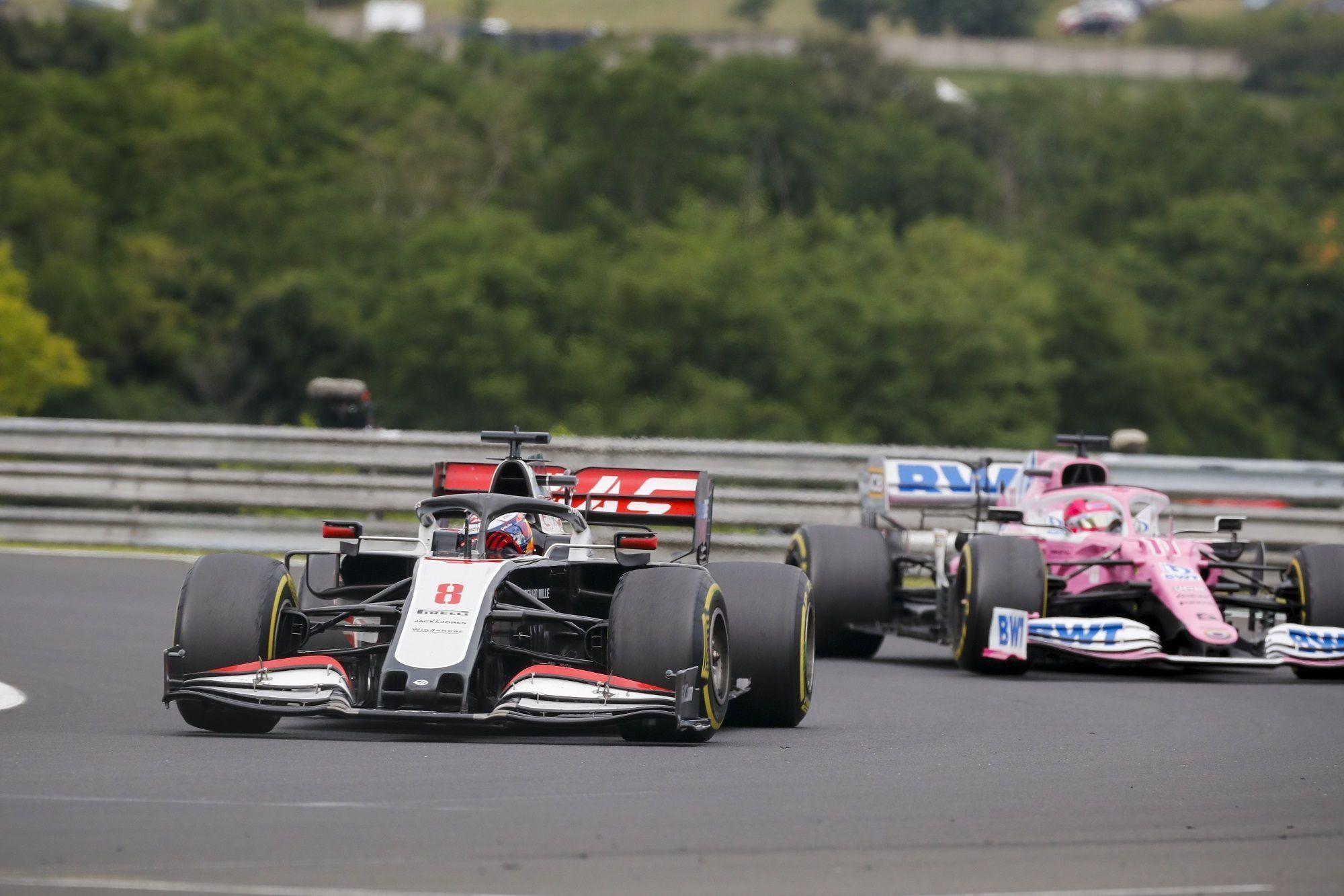 Racing Point, Haas