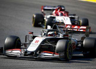 Romain Grosjean, Kimi Raikkonen, Alexander Albon