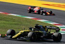 Daniel Ricciardo, Guanyu Zhou