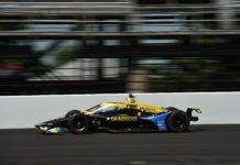 Zach Veach, Andretti Autosport, IndyCar 2020
