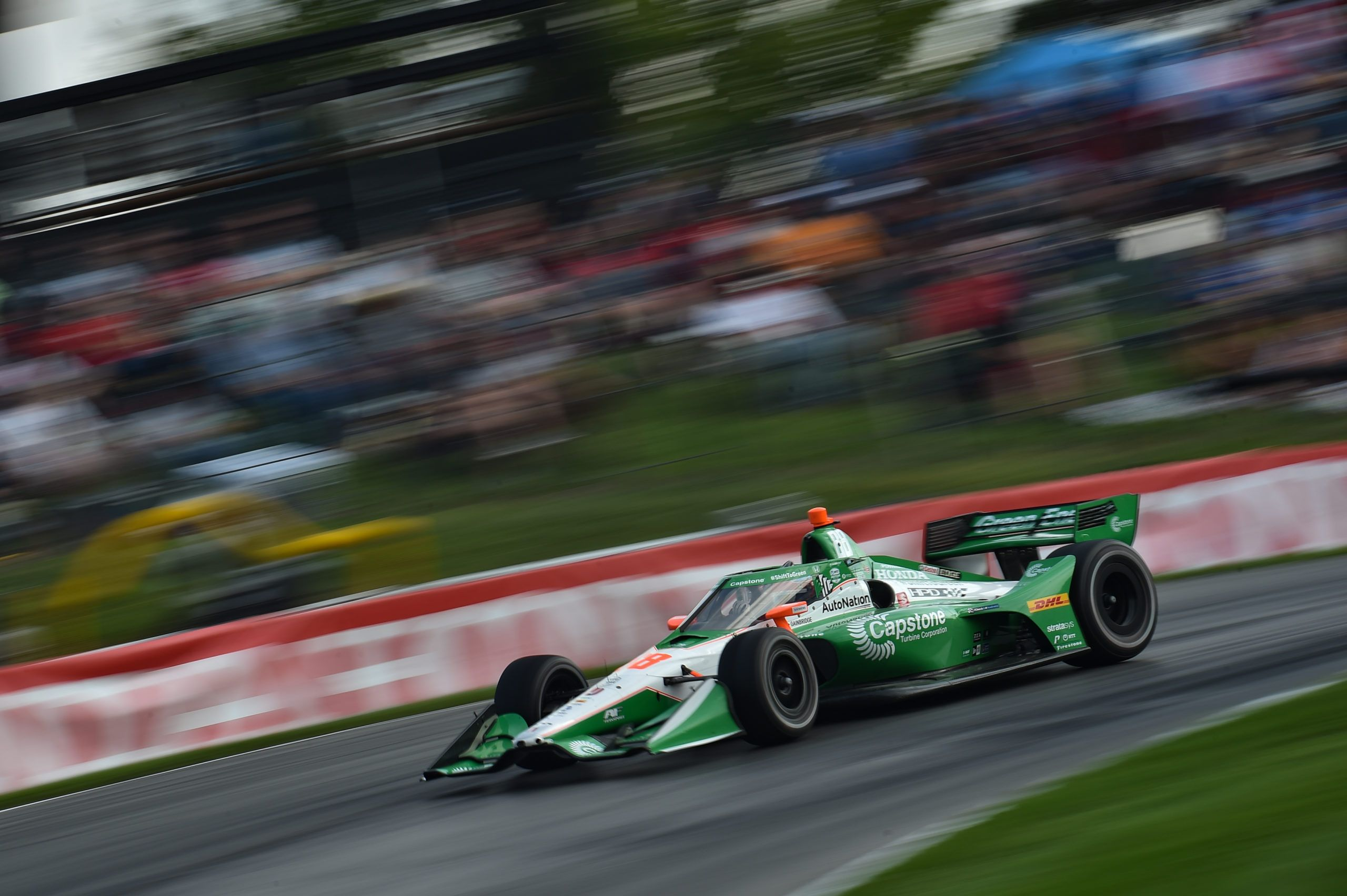 Colton Herta, Andretti Autosport, IndyCar 2020