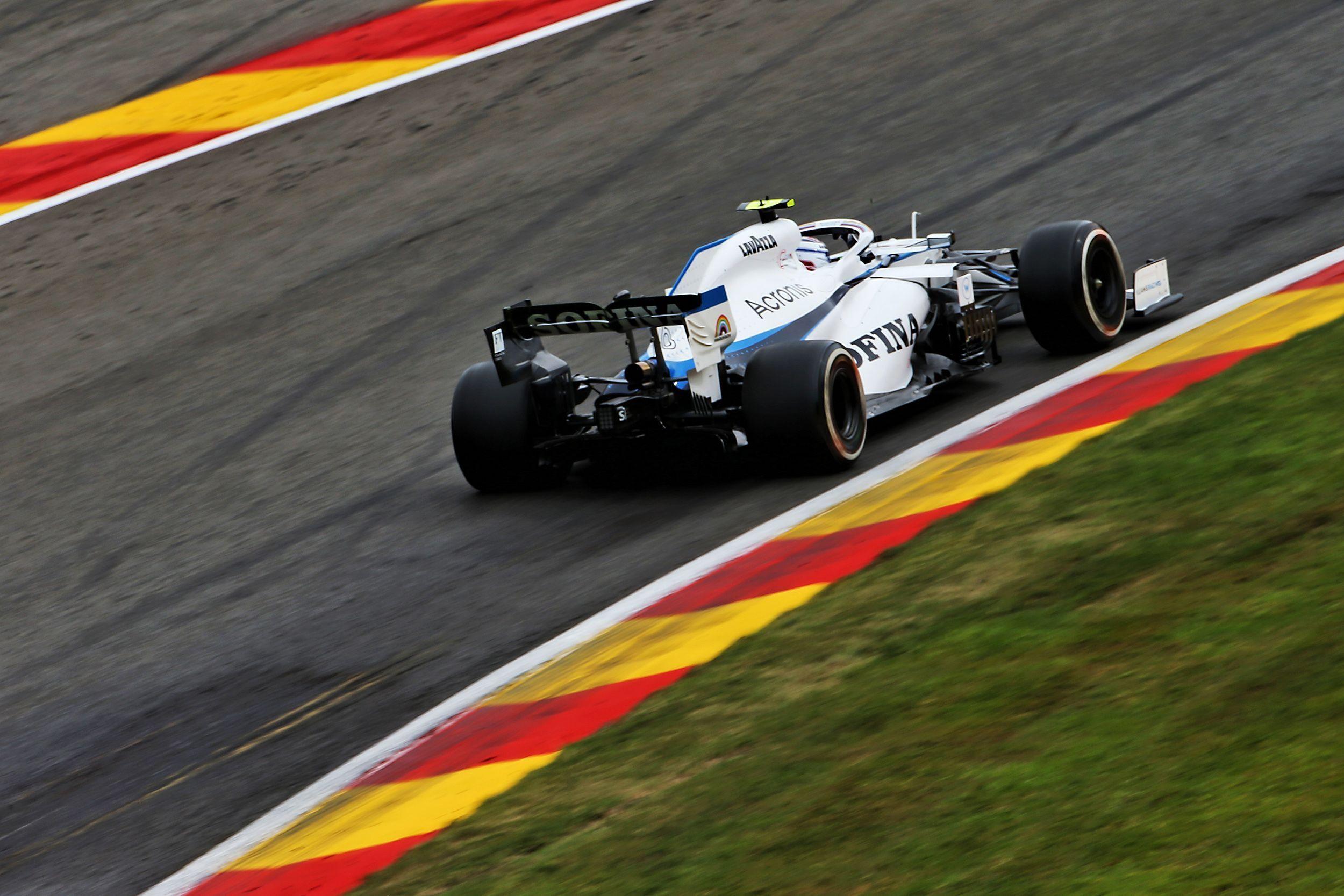 Williams, F1, James Matthews