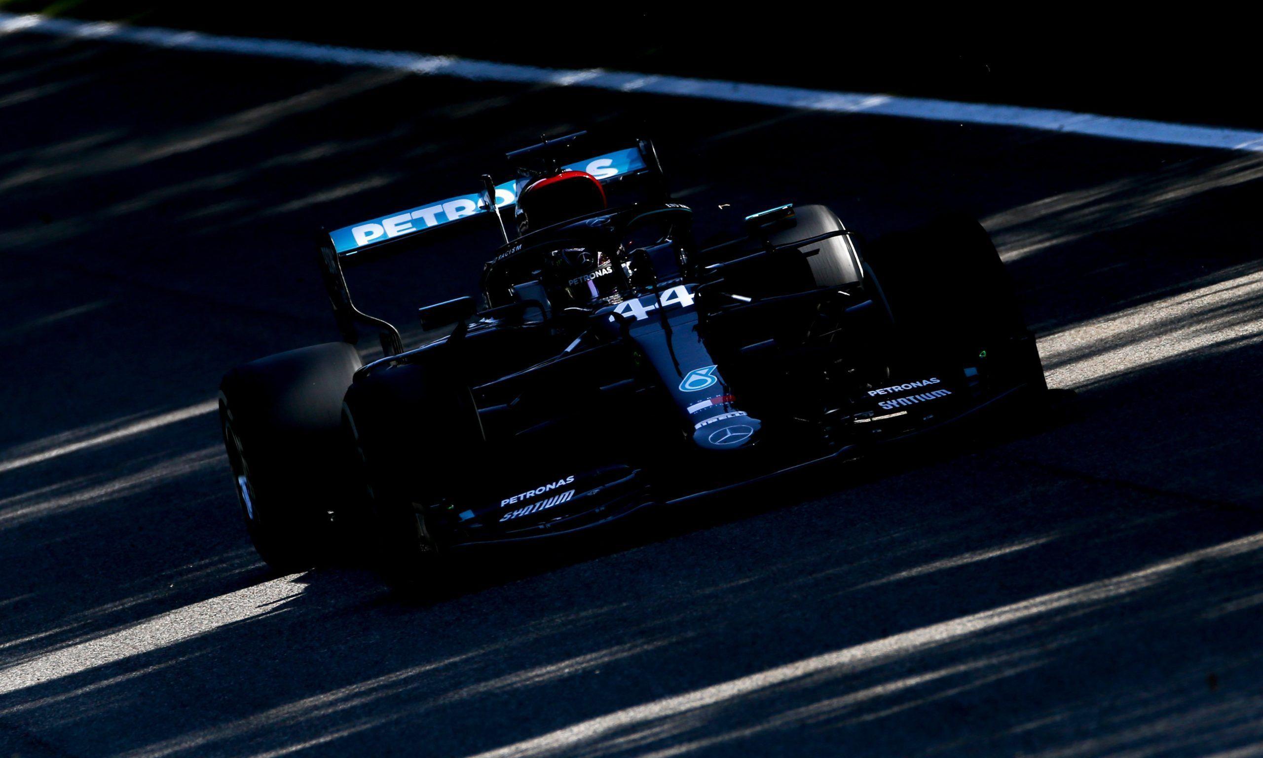 Italian GP, F1
