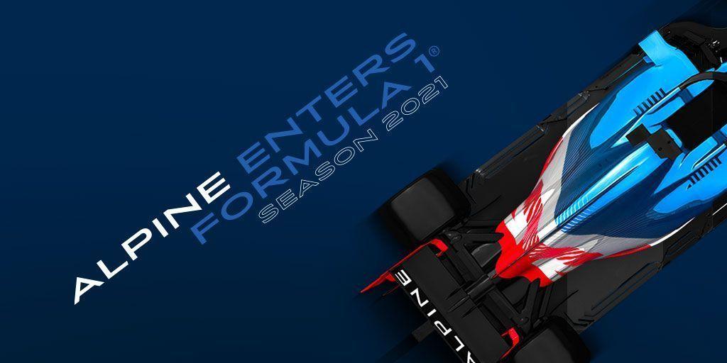 Renault, Alpine, F1