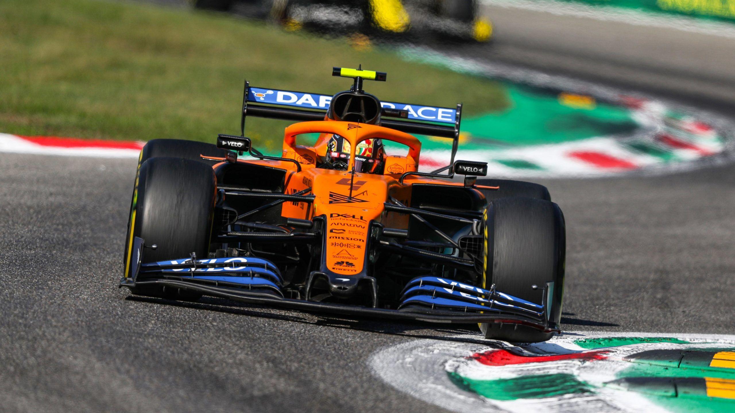 Lando Norris, Michael Masi, F1