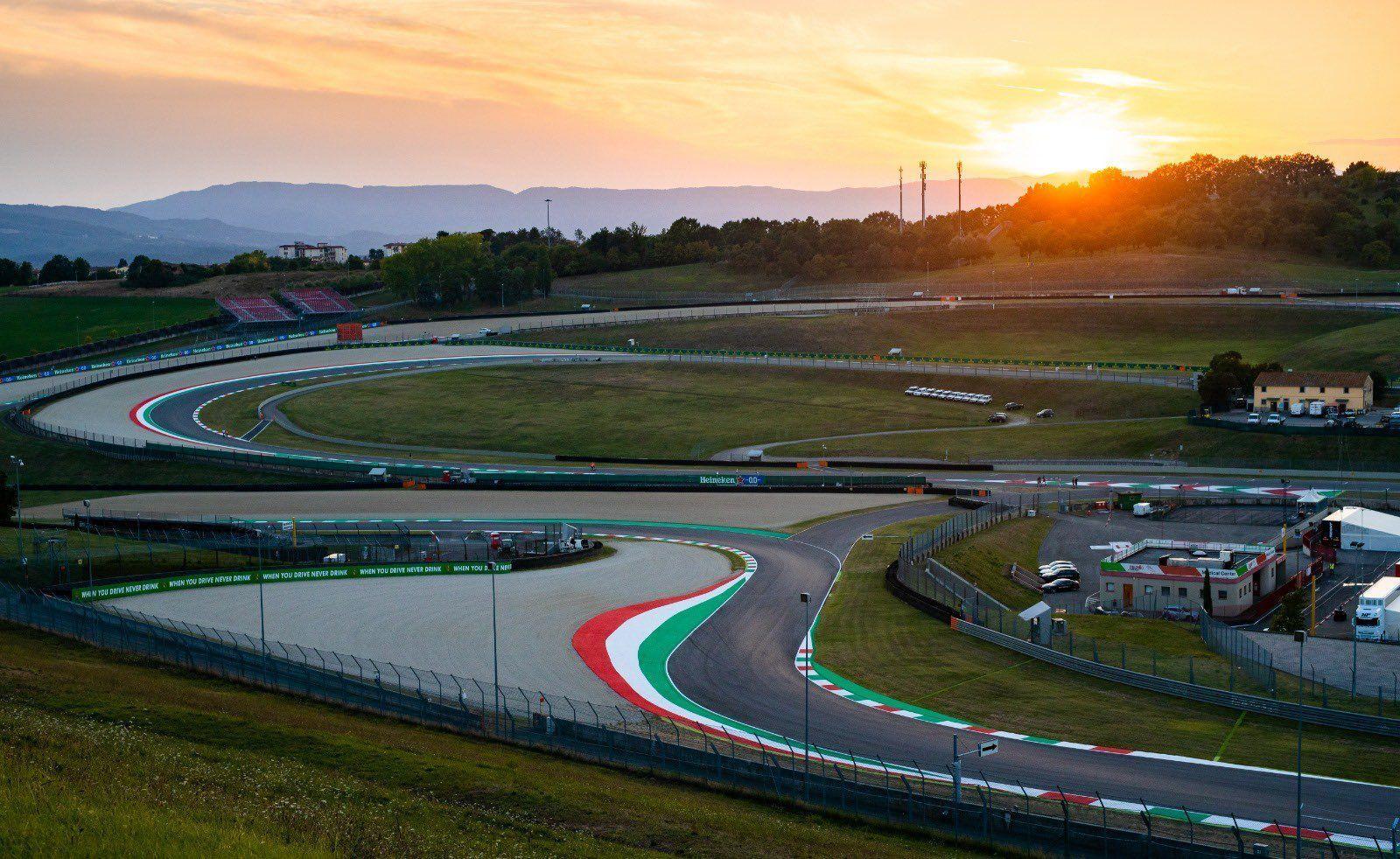 F1, Mugello