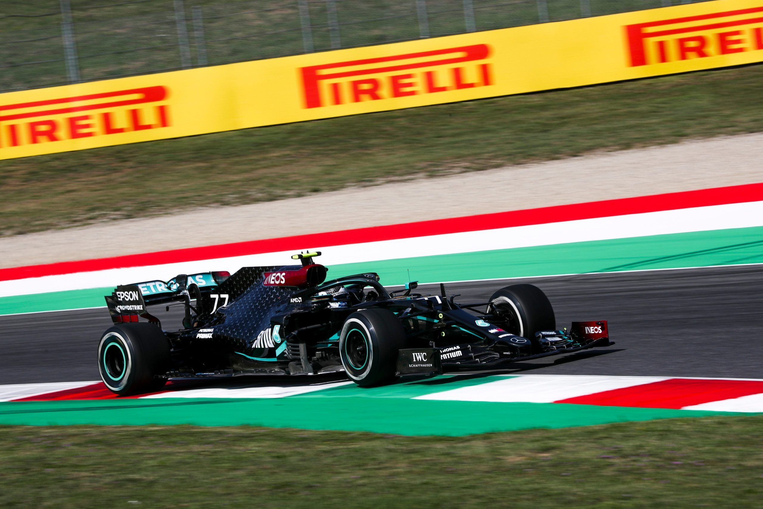 Tuscan GP, F1