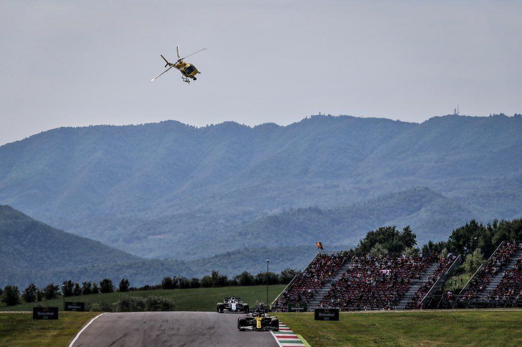 F1, Tuscan GP