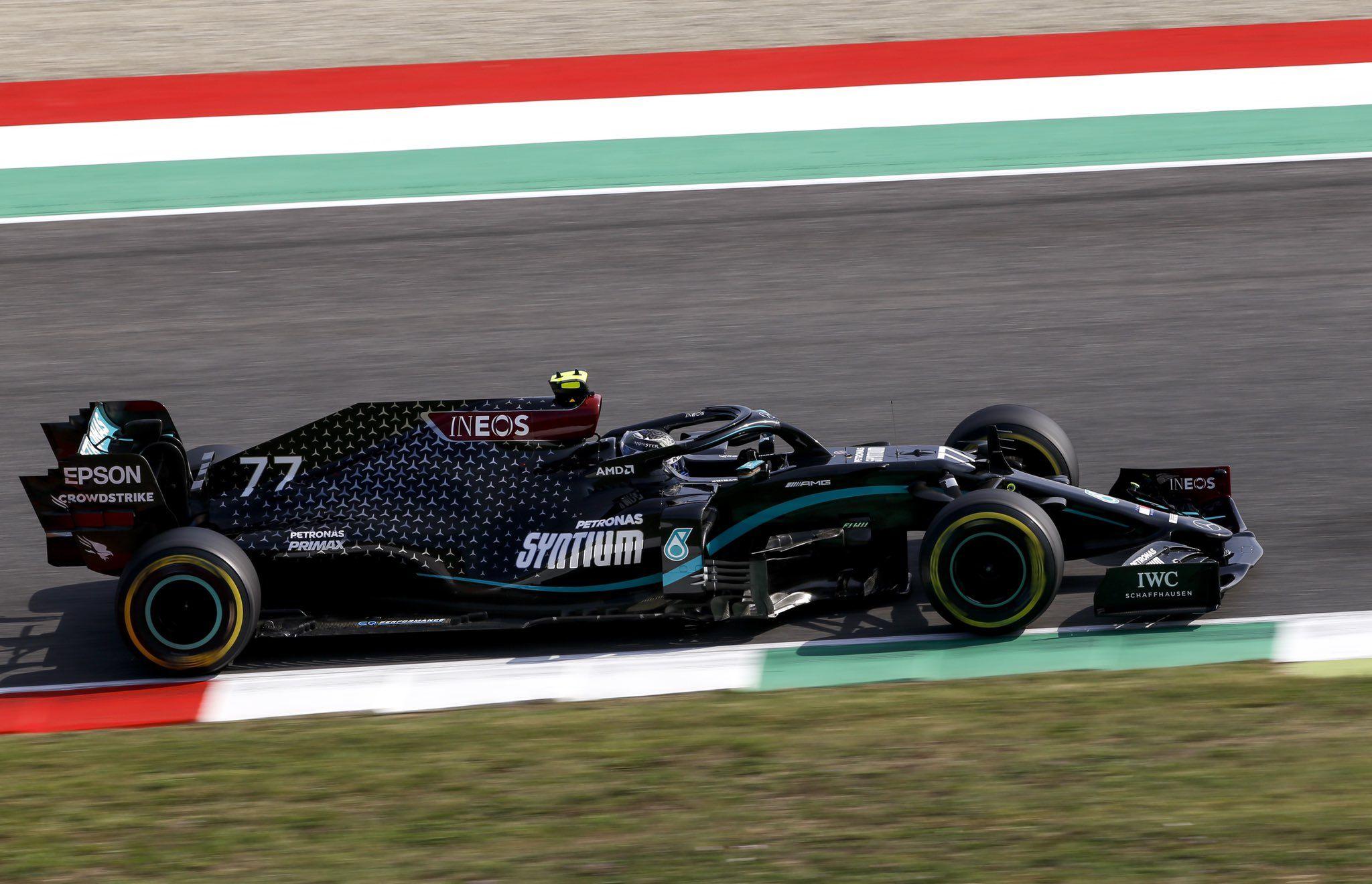 Tuscan GP, F1, Vatteri Bottas