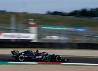 F1, Tuscan GP, Lewis Hamilton