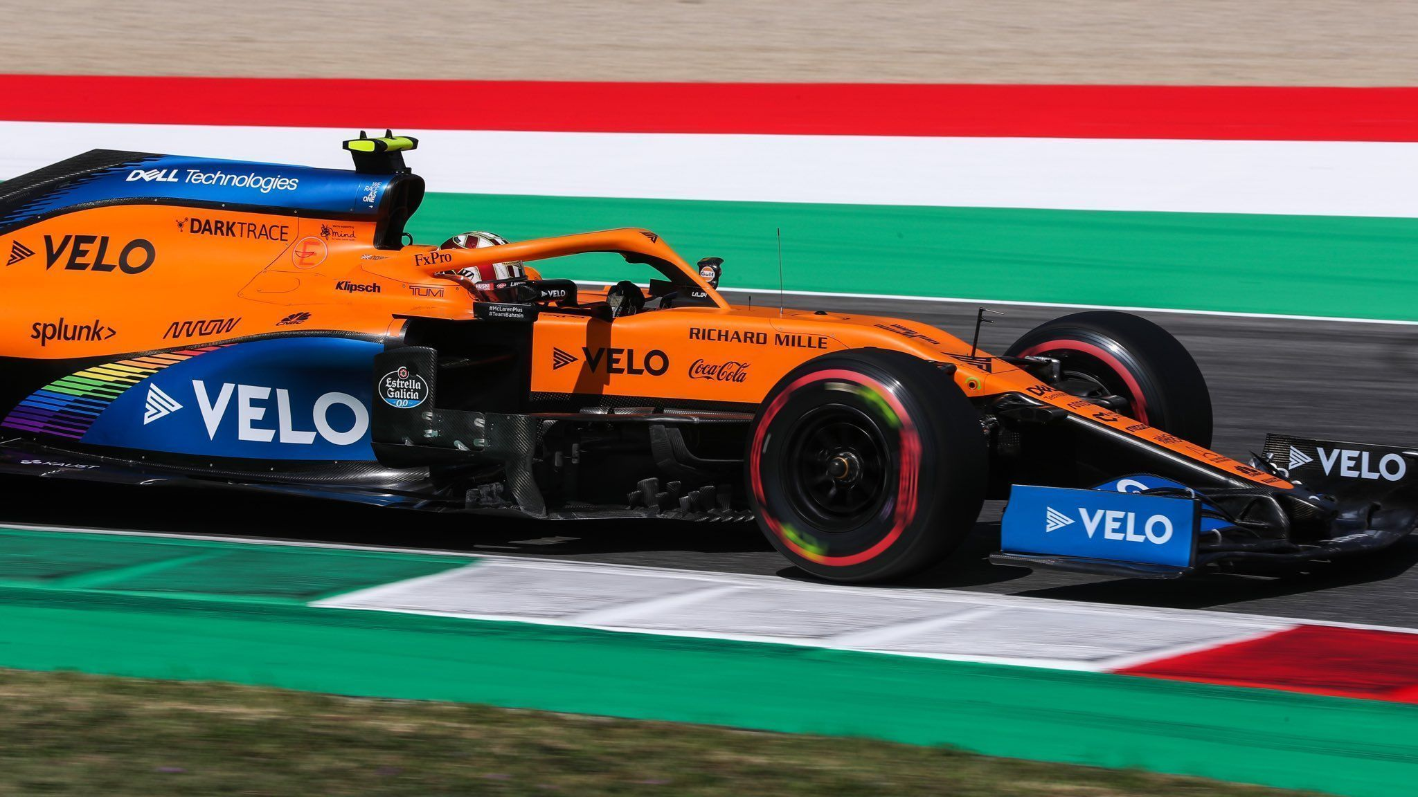 Lando Norris, Carlos Sainz, McLaren