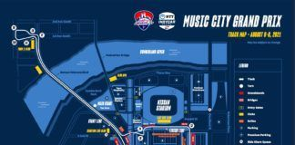 IndyCar 2021, Nashville Music City Grand Prix