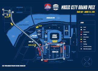 IndyCar 2021, Nashville Music City Grand Prix