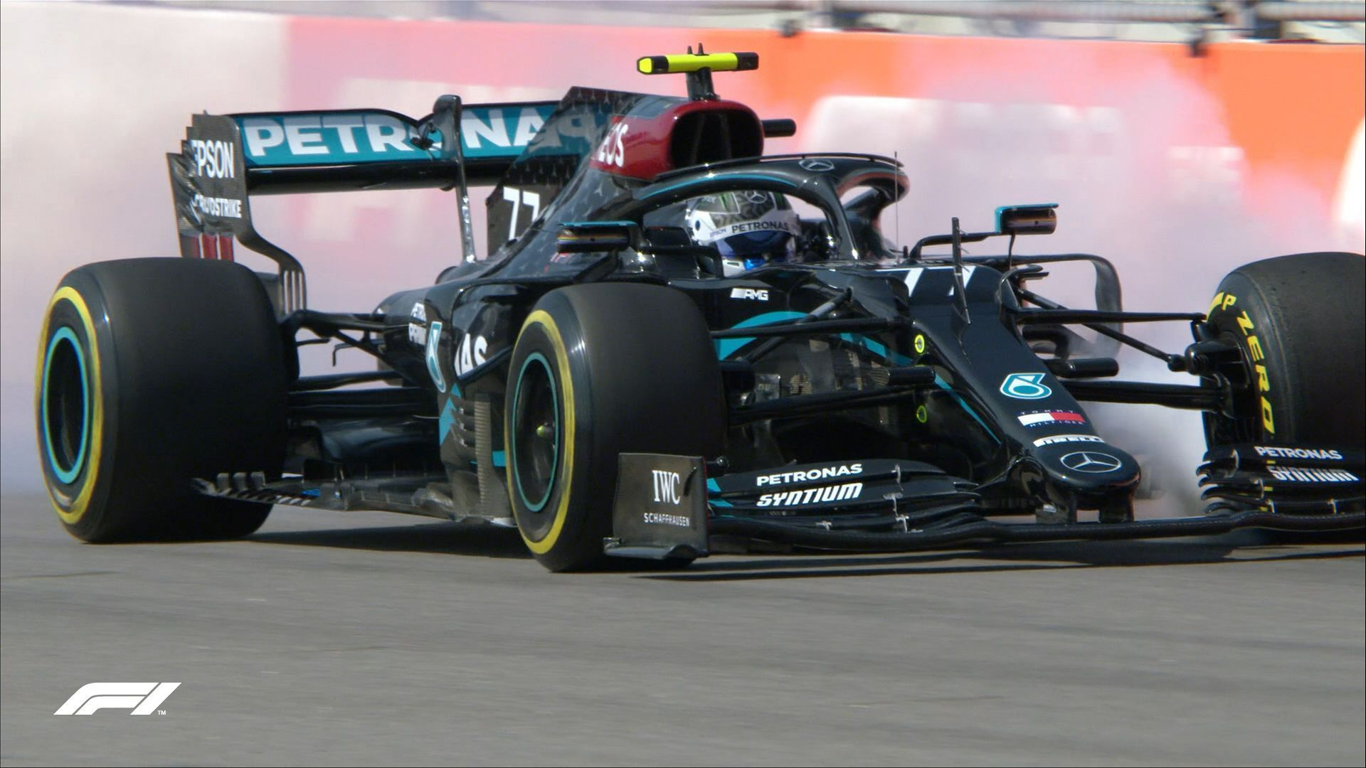 Russian GP, Valtteri Bottas