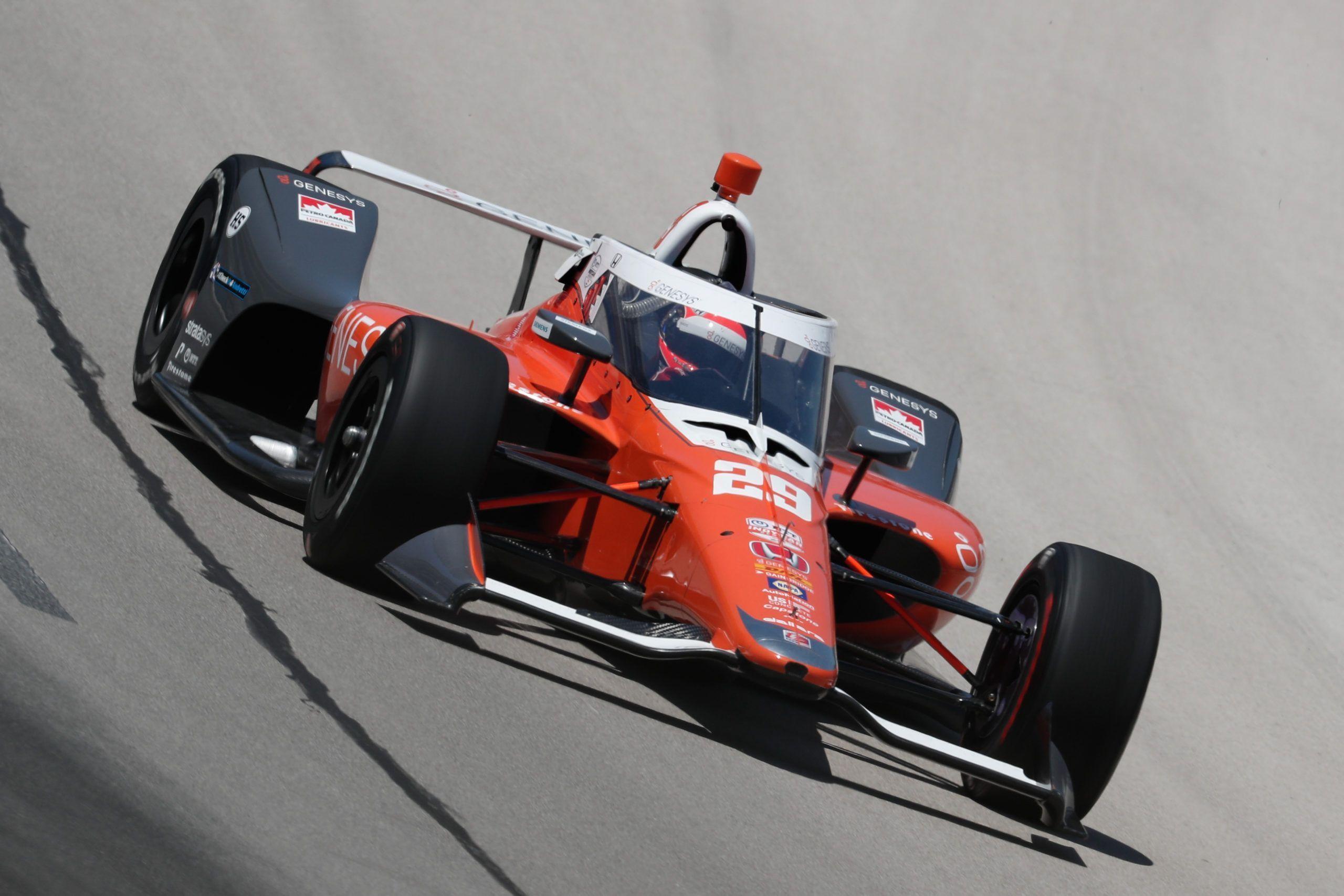 James Hinchcliffe, Andretti Autosport, IndyCar 2020