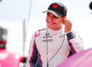 Alex Palou, DCR, IndyCar 2020