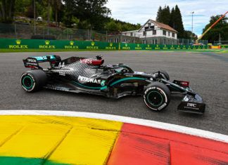 Ineos, Mercedes, F1